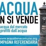 acqua referendum