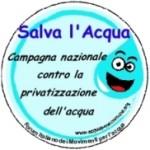 Logo Campagna Salva L Acqua