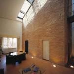 sala riunioni della fondazione