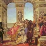 Botticelli La Calunnia