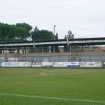 gradinate del vecchio campo sportivo